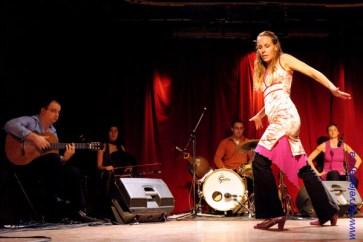 La Locura Inspiradora! Isabelle Goulet à la danse (Compasion). (Hervé Leblay)