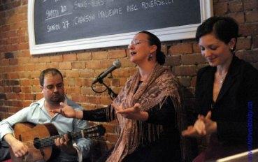 Tablao avec Julie Trudel et Aurélie Brunelle (Collectif Los Jovenes)