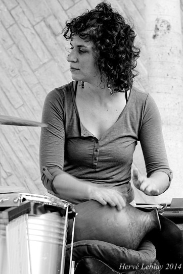 Marise Demers, percussionniste