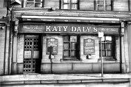 'Katy Dalys' (SOLD) Pen on paper 2014