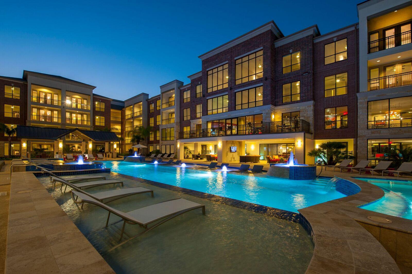 Telfair Lofts Apartments In Sugar Land Texas  Francis