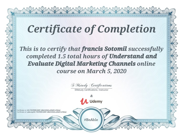Digital Marketing understanding and evaluating digital channels - jpg