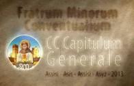 Kapituła Generalna 2013 – wstęp