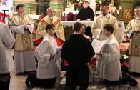 Pierwsze śluby s. M. Katarzyny