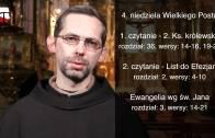 Rozważanie na 4. niedzielę Wielkiego Postu 2012
