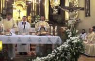 Śluby wieczyste u franciszkanów 2010 – 2