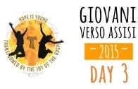 Giovani verso Assisi 2015 – zaproszenie