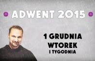 Adwent 2015 – Dzień 3