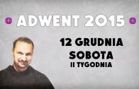 Adwent 2015 – Dzień 14