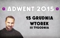 Adwent 2015 – Dzień 17