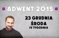 Adwent 2015 – Dzień 25