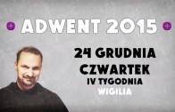 Adwent 2015 – Dzień 26