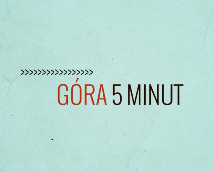 Góra 5 minut – nowy cykl na FranciszkanieTV
