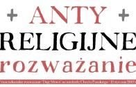 Antyreligijne rozważanie: Daję Słowo – Chrzest Pański – 13 I 2019