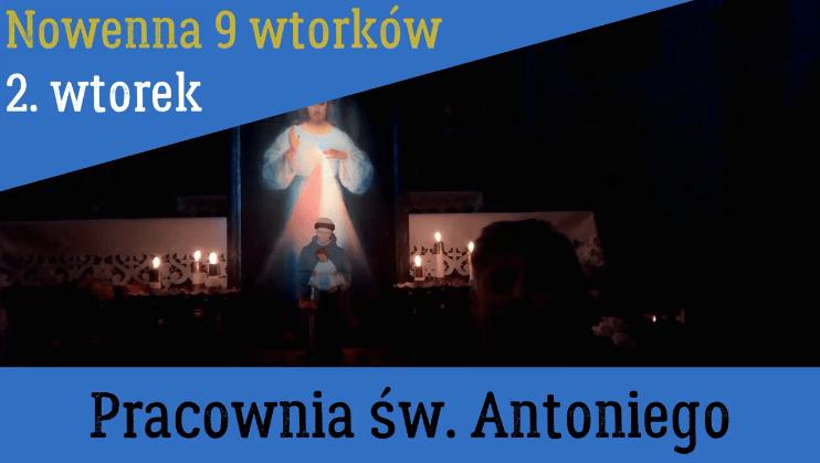 Poddanie się woli Bożej – nowenna 9. wtorków przed świętem św. Antoniego