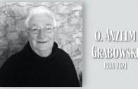 Pogrzeb o. Anzelma Grabowskiego