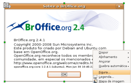 Cortar Figuras no BrOffice.org Writer (1/2)