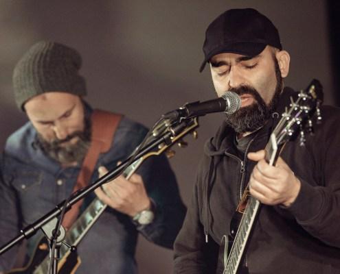 Howling beards photos concert