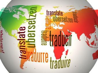 illustration de traduction
