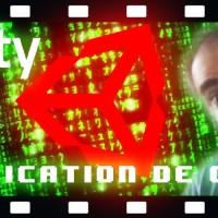 #Tutoriel #Unity3D 001 - Explication de Code - Programmer une animation avec Unity 3D