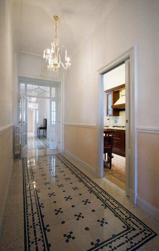 appartamento classico a Roma  Franco Bernardini architetto