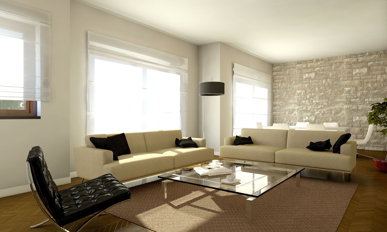 progetto appartamento  Franco Bernardini architetto