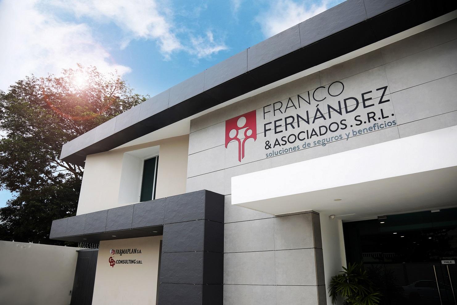 Fachada Franco Fernandez & Asociados building