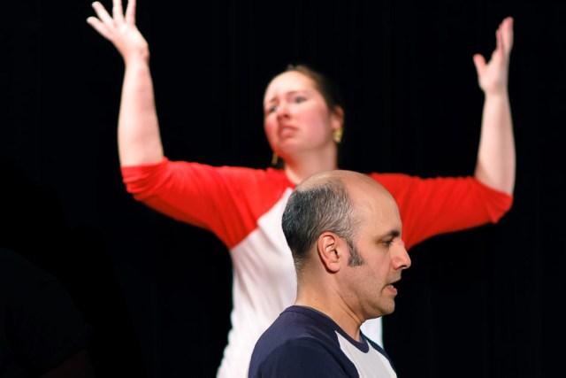 Tanya Beaumont et Marc Simard