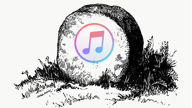 Faites vos adieux à iTunes, alors qu'Apple y met fin sur