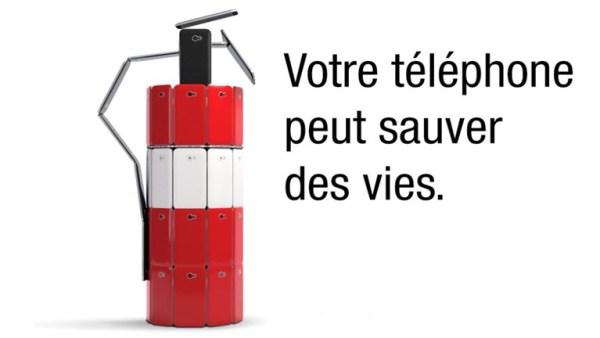 Alertes urgence Canada téléphone cellulaire