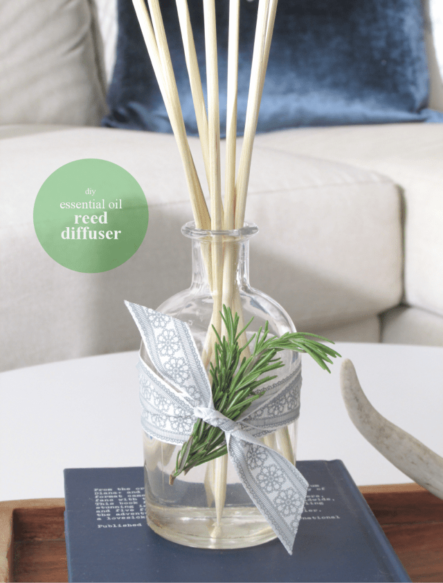essential oil reed diffuser | francois et moi
