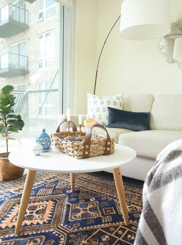 Top DIY Projects of 2015: Hand-woven Paper Basket | Francois et Moi