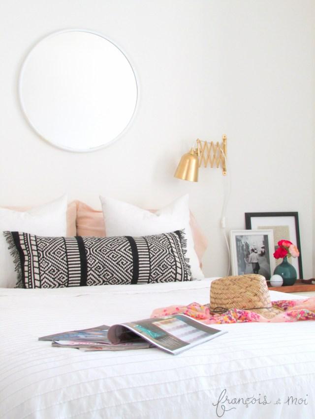 Top DIY Projects of 2015: Boho Lumbar Pillow | Francois et Moi