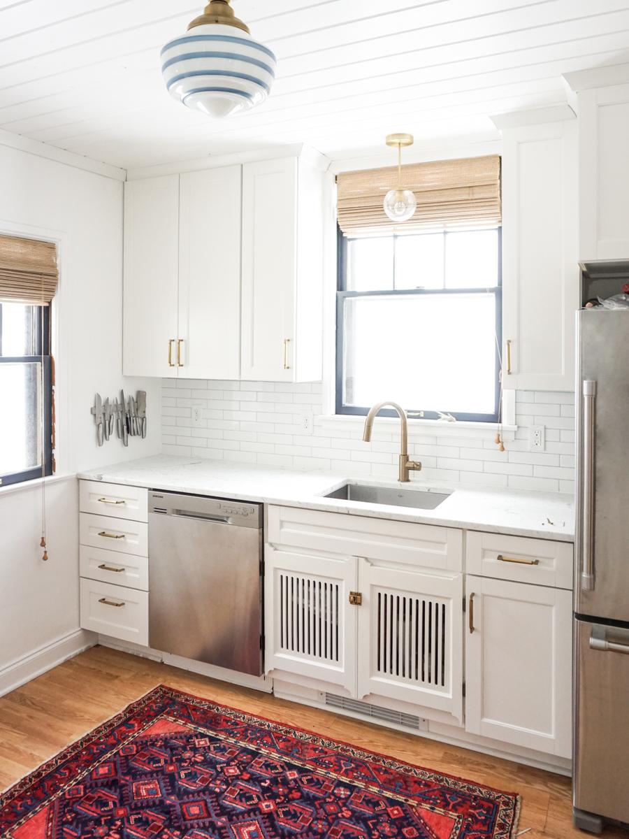 DIY Kitchen Reveal | Francois et Moi