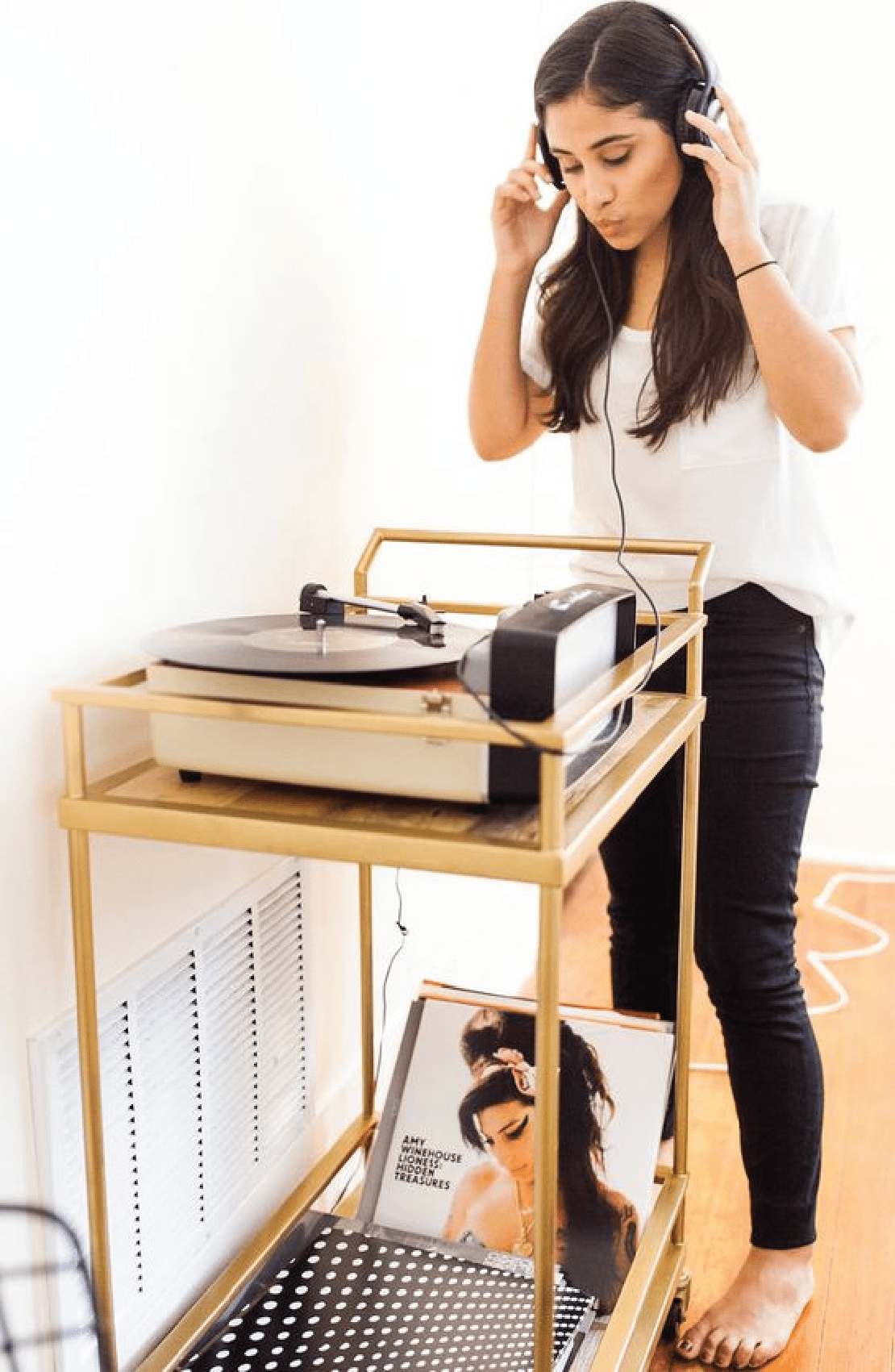 Diy Du Jour 5 Record Player Upgrades And Stand Ideas