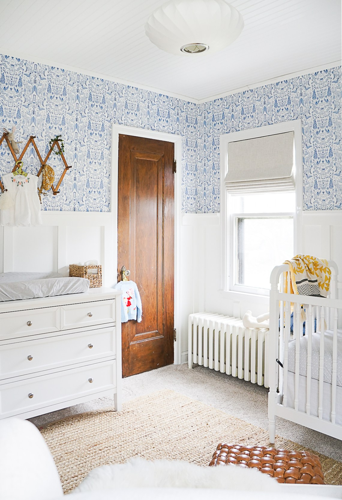 Learn what to look for when picking nursery window coverings to help make everyday life easier when it comes to naps and bedtime.