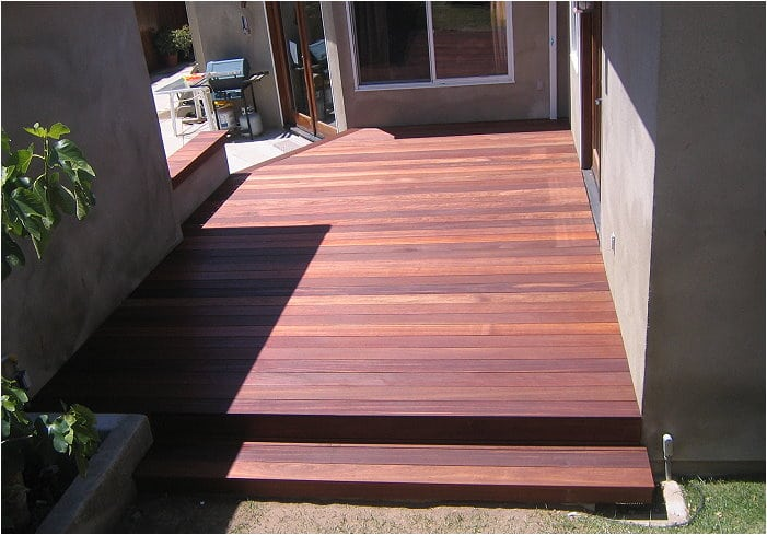 Wood Patios U0026 Decks LA