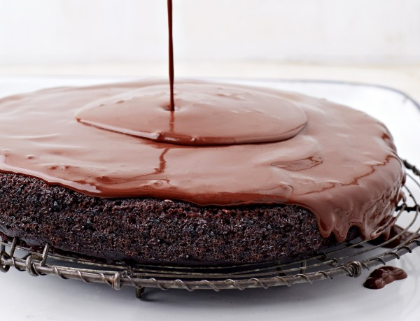 Chocolate Torte to Live For