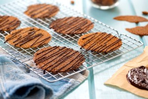 The Recipe for the Thin & Crispy Vegan Gluten-Free Cookie!