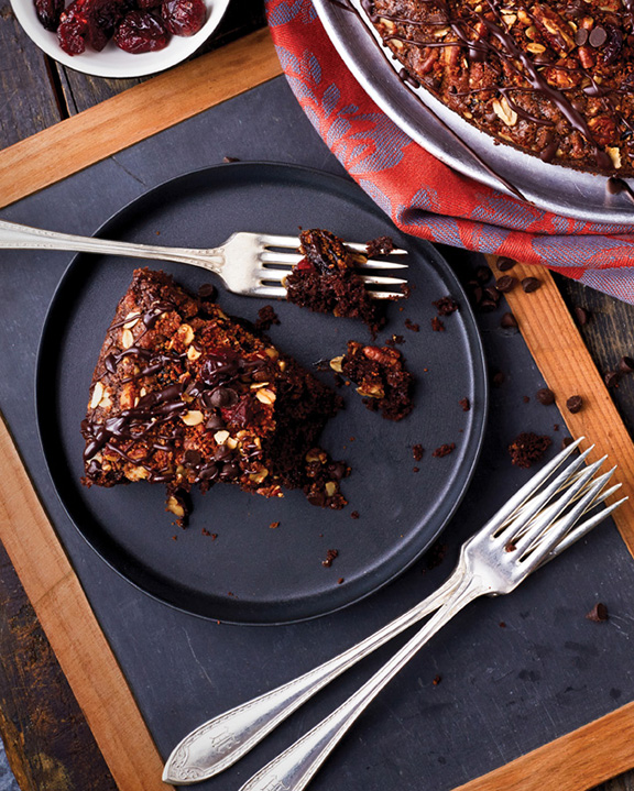Photo from Kate Lewis from my book Vegan Chocolate