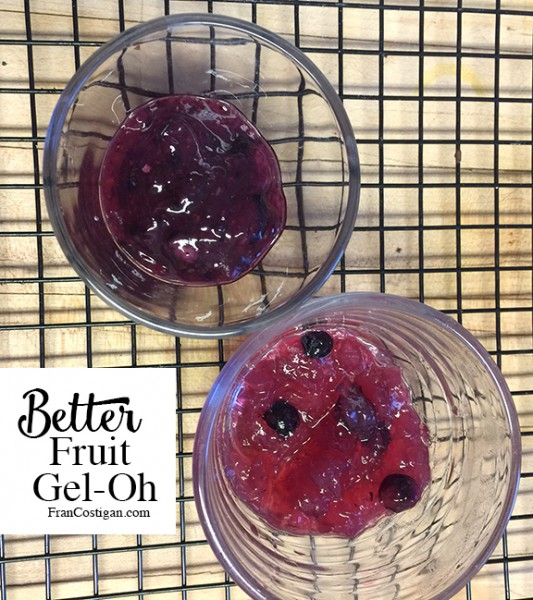 Better Fruit Gel-Oh