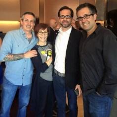 With Derek Sarno, Tal Ronnen, Chad Sarno