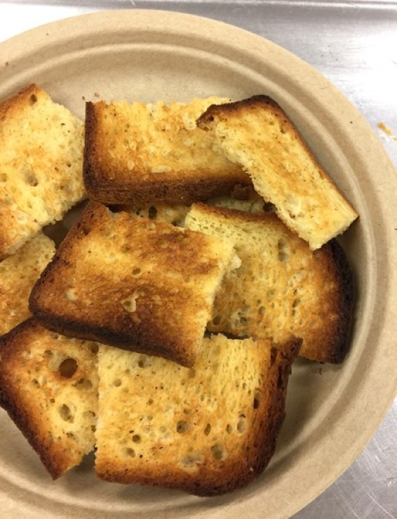Gluten Free Brioche Toast at Follow Your Heart