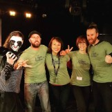 Vegan Vacation at Sea Cruise to Alaska, The Vegan Zombie, Vegan Black Metal Chef, Miyoko