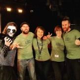Vegan Vacation at Sea Cruise to Alaska, The Vegan Zombie, Vegan Black Metal Chef, Miyoko