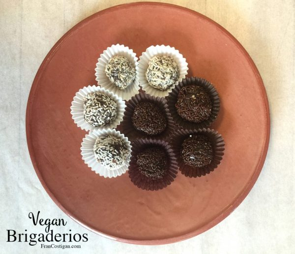 Fran Costigan's Vegan Brigaderios
