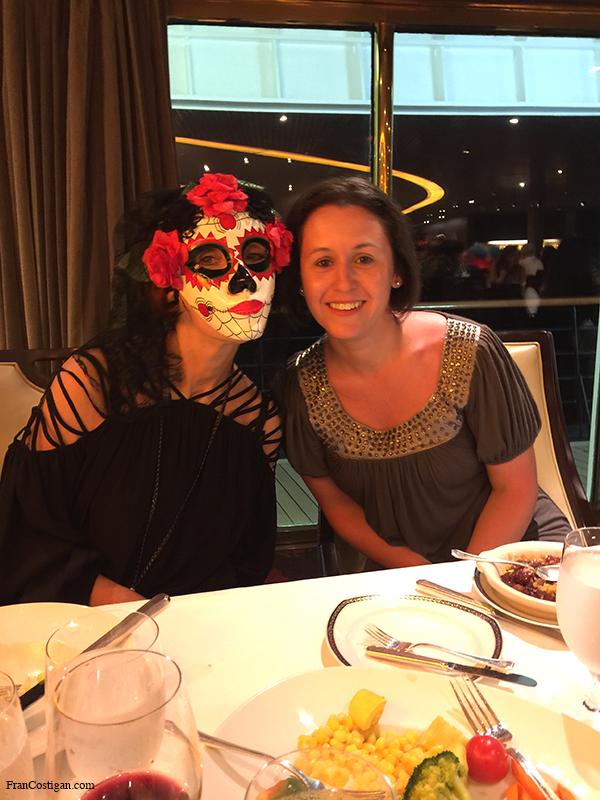 Halloween on the Vegan Cruise to Panama