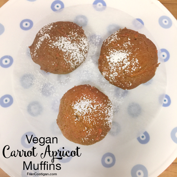 Fran Costigan's Vegan Carrot Apricot Muffins