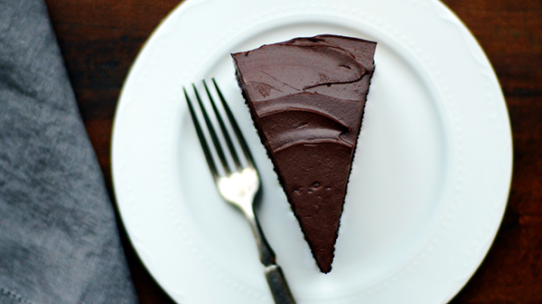 Fran Costigan's Chocolate Cake to Live For