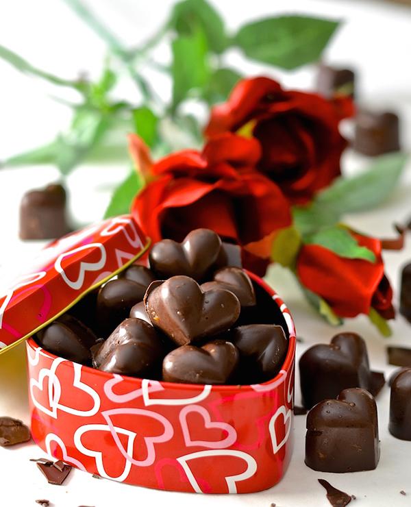 A Virtual Vegan's Vegan Chocolate Caramels